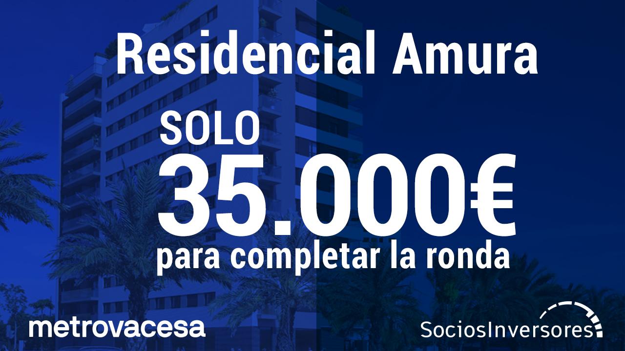 Metrovacesa con SociosInversores.com