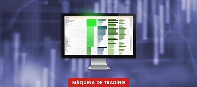 Así funciona la Máquina de Trading para suscriptores